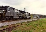 NS 8638 and NS 8655 Hand Off in Metairie